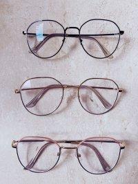 【OUTLET】Polarized glasses ゴールド 丁番緩み