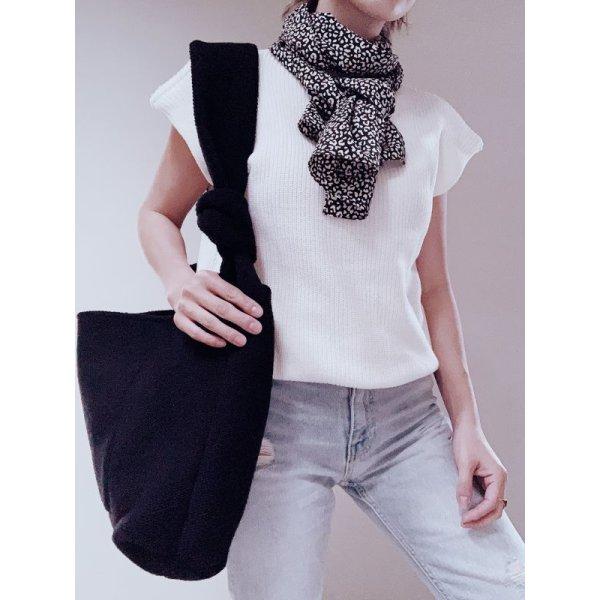画像2: 【select】Sleeveless Vest tops